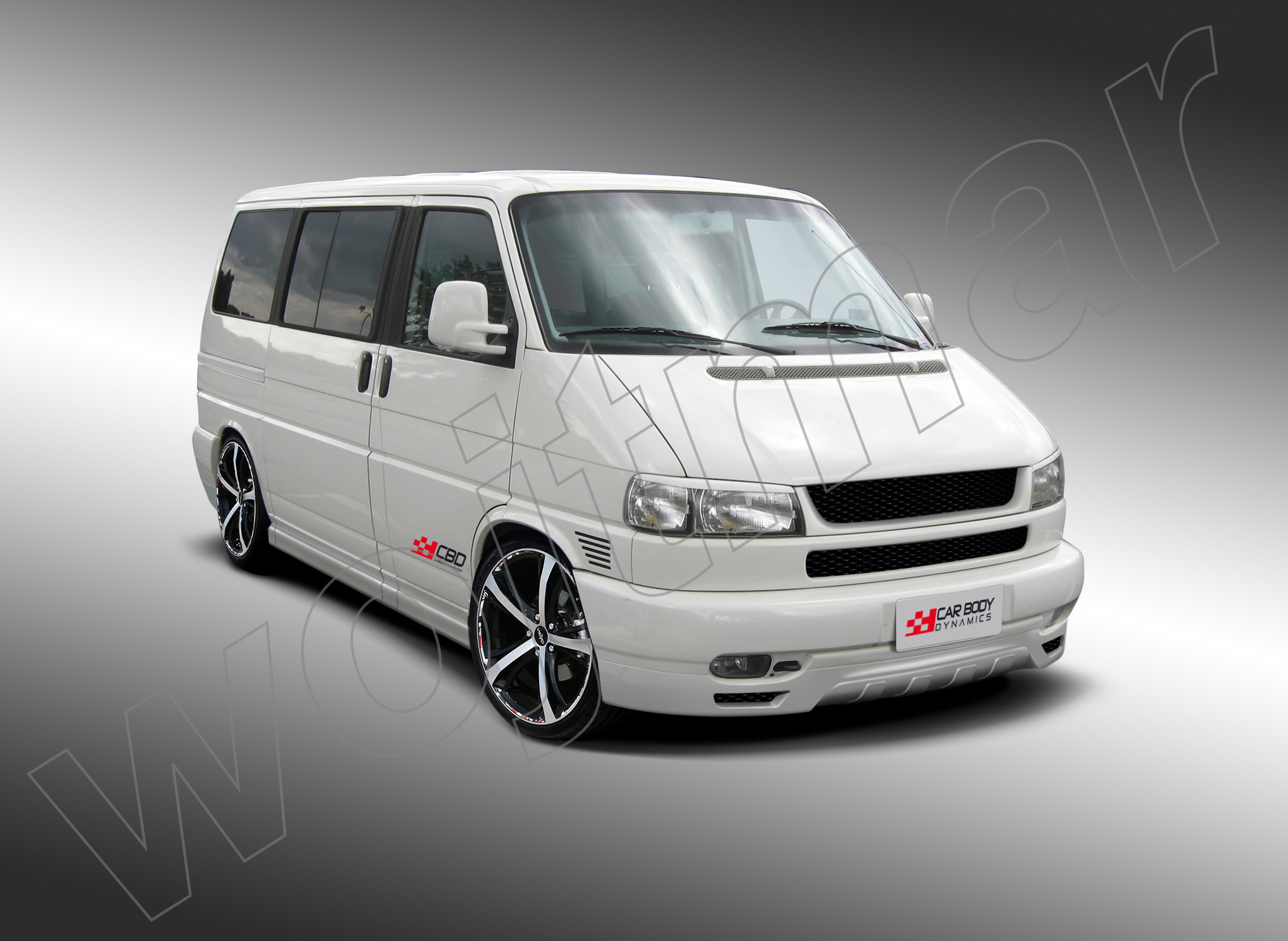 spojlery volkswagen t4 wojtmar tuning. Black Bedroom Furniture Sets. Home Design Ideas